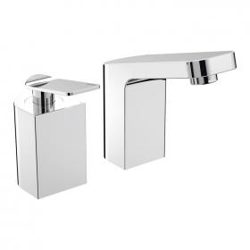 Photo of Bristan Alp Two Tap Hole Bath Filler