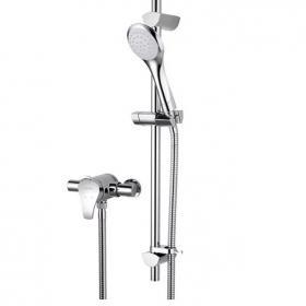 Photo of Bristan Capri Exposed Shower with Slide Rail Kit