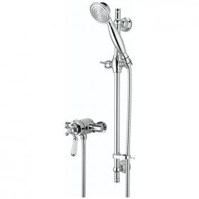 Photo of Bristan Regency Exposed Shower with Slider Rail Kit