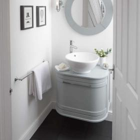 Photo of Imperial Carlyon Roseland 2 Drawer Vanity Unit