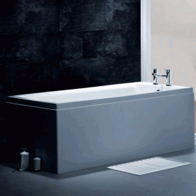 Carron Quantum 1800 x 725mm Single Ended Bath