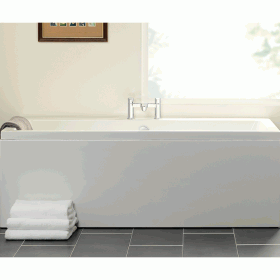 Carron Quantum 1700 x 700mm Double Ended Bath