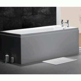 Carron Quantum 1700 x 750mm Double Ended Bath