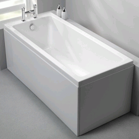 Carron Quantum 1700 x 750mm Single Ended Bath