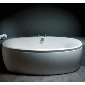 Photo of Carron Celsius 1900 x 1000mm Oval Bath