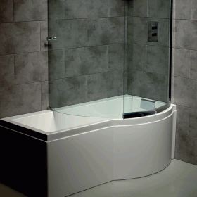 Photo of Carron Celsius 1700 x 750mm Shower Bath
