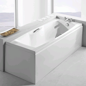 Carron Imperial 1800 x 750mm Single Ended Bath