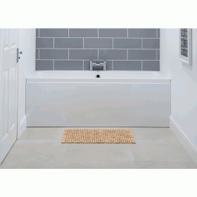 Photo of Carron Profile 1650 x 700mm Double Ended Bath