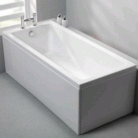 Carron Quantum 1500 x 700mm Single Ended Bath