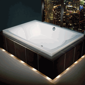 Photo of Carron Celsius Duo 2000 x 1400mm Double Ended Bath