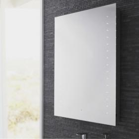 Hudson Reed Corona LED Bluetooth Mirror
