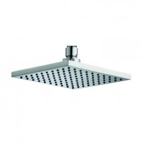 Pura Design 200mm Chrome Rectangular ABS Shower Head