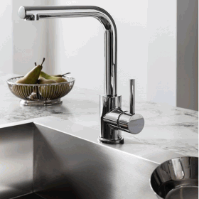 Crosswater Cucina Design Side Lever Kitchen Mixer
