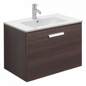 Bauhaus Design Plus 70 Panga Drawer Unit & Ceramic Basin
