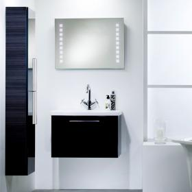 Roper Rhodes Envy 700mm Anthracite Wall Hung Unit & Basin