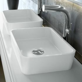 Victoria + Albert Edge 450mm Countertop Basin