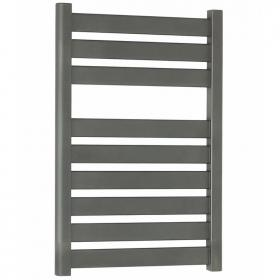 Bauhaus Edge 500 Flat Panel Radiator - Anthracite