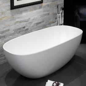 Photo of Waters Elements Dawn 1710mm Freestanding Bath