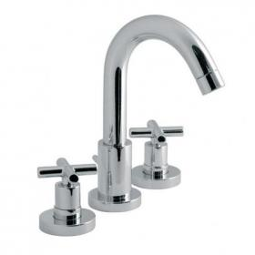 Vado Elements Deck Mounted Basin Mixer