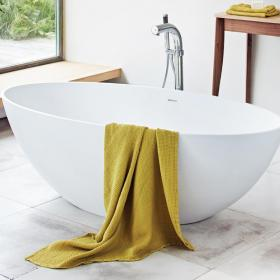 Photo of Waters Elements Ellipse 1760mm Freestanding Bath