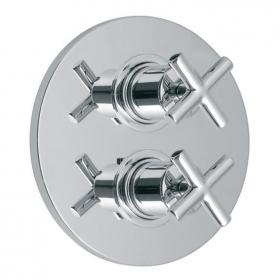 Vado Elements Triple Outlet Thermostatic Shower Valve
