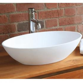 Photo of Waters Elements Ellipse 550mm Countertop Basin