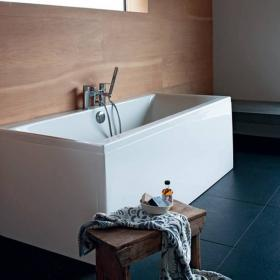 Photo of Britton Cleargreen Enviro 1700 x 800 Double Ended Bath