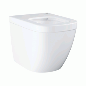 Grohe Euro Back to Wall WC w/ Soft Close Seat