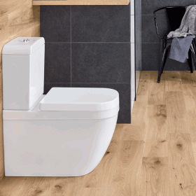 Grohe Euro Floorstanding WC w/ Soft Close Seat & Cistern
