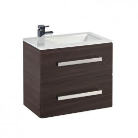 Frontline Aquatrend Avola Grey 550mm Vanity Unit & Basin