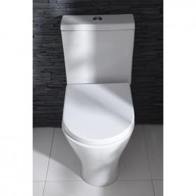 Photo of Frontline F60R Close Coupled WC with Soft Close Seat