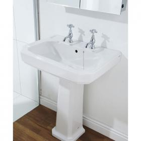Photo of Frontline Hamilton 630mm Basin & Pedestal