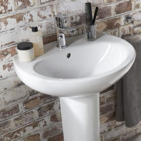 Photo of Frontline Xclusive 550mm Basin & Pedestal