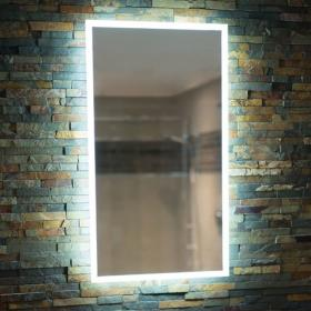HIB Globe 45 LED Ambient Bathroom Mirror