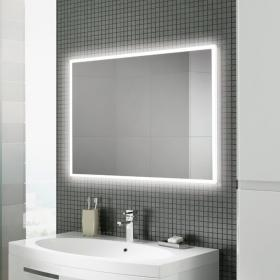 HIB Globe 60 LED Ambient Bathroom Mirror