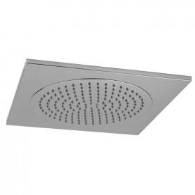 Photo of Hudson Reed 500mm Square Ceiling Tile Fixed Shower Head