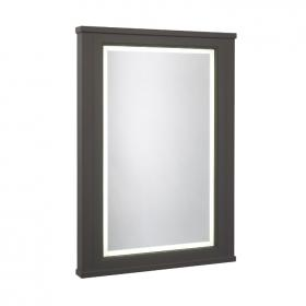 Roper Rhodes Hampton Pewter 600mm Illuminated Mirror