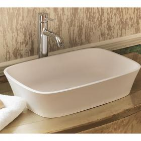 Waters Elements Haze 555mm Countertop Basin