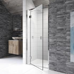 Kudos Pinnacle 8 Hinged Shower Door