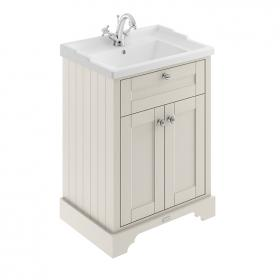 Photo of Old London Timeless Sand 600mm Basin Unit