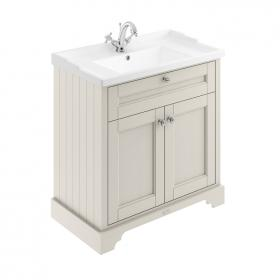 Photo of Old London Timeless Sand 800mm Basin Unit