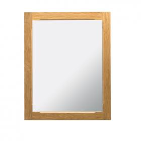 Imperial Broadway Natural Oak Mirror