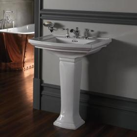 Photo of Imperial Radcliffe Large 685mm Basin & Pedestal