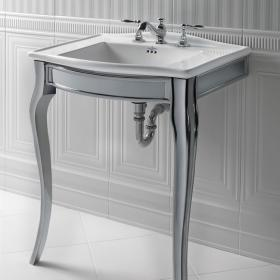 Imperial Westminster 685mm Vanity Basin & Chrome Stand