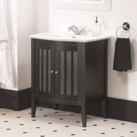 Imperial Westminster Linea Wenge 2 Door Vanity Unit & Basin