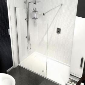 Kudos Ultimate2 1200mm Walk In Shower & Shower Tray