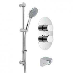 Vado Life Concealed Thermostatic Shower Valve Package