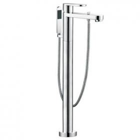 Vado Life Floorstanding Bath Shower Mixer with Shower Kit