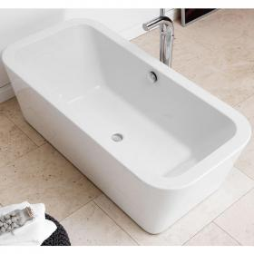 Photo of Waters Linear Bracken 1670mm Freestanding Bath