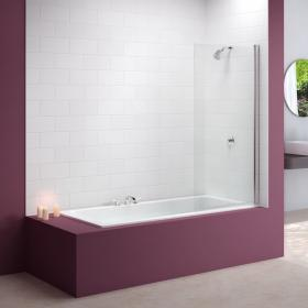 Photo of Merlyn MB2 Single Square Bath Screen